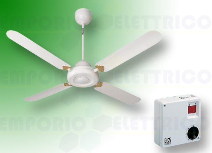 vortice kit ventilateur plafond nordik decor is 90/36