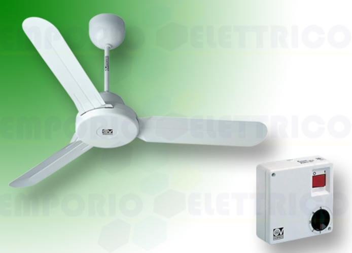 vortice kit ventilateur plafond nordik design is 90/36